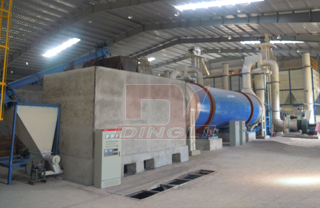 Biomass Pellet Production Line3