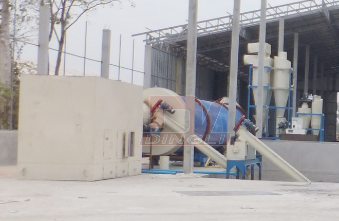 Sugar Beet Pulp Dryer
